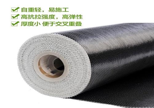 碳纤维布加固和其他加固相比的优势 了解