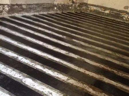 碳纤维布如何正确在混凝土表面施工 熟知碳纤维布施工注意事项