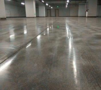 固化剂地坪怎样做 浅谈固化地坪的施工步骤