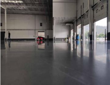 固化剂地坪怎样做 浅谈固化地坪的施工步
