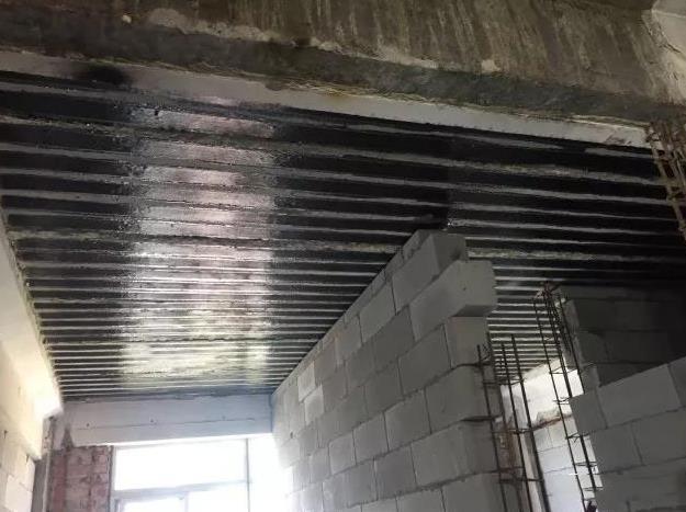 碳纤维加固技术用在什么地方 简述碳纤维加固施工的特性