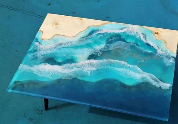 <b>环氧树脂可以做桌子吗 熟知环氧树脂桌子制作流程</b>