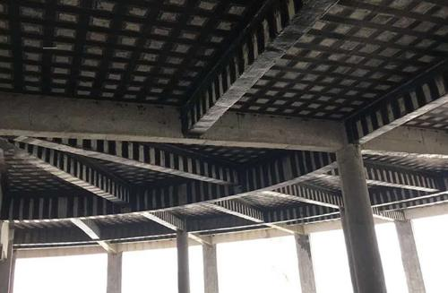 碳纤维布加固处理要求 浅谈碳纤维布加固