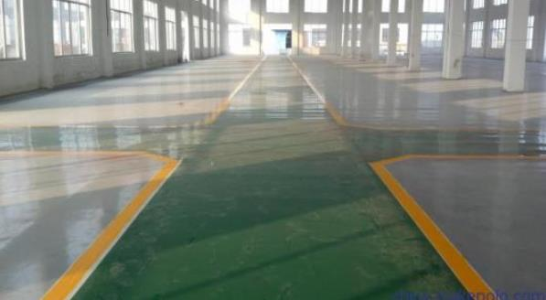 环氧树脂地坪施工步骤 简述环氧树脂地坪