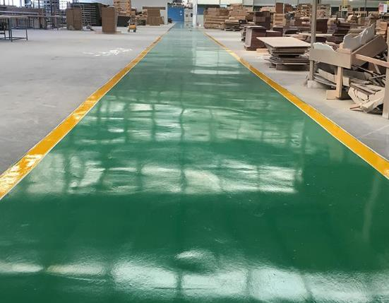 环氧树脂地坪漆施工难不难 简述环氧树脂地坪漆施工流程