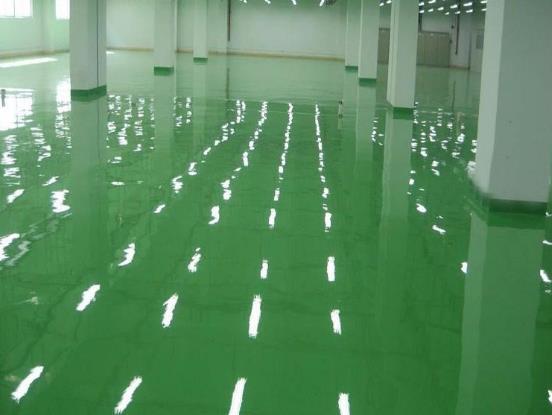 环氧树脂地坪的使用性能 盘点环氧树脂地坪适用范围