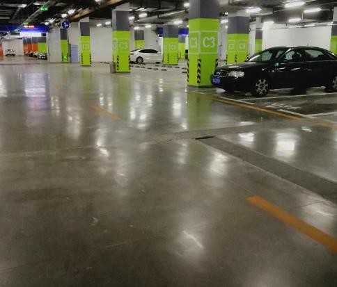 环氧树脂厂家揭秘固化地坪的五大优势