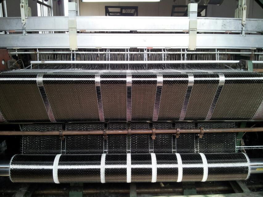 碳纤维布厂家带您了解碳纤维布的编织方