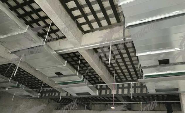 加固碳纤维布厂家 碳纤维布加固时产生空鼓怎么补救