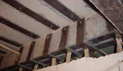 建筑碳纤维布加固有哪些性能 盘点建筑碳纤维布的适用结构