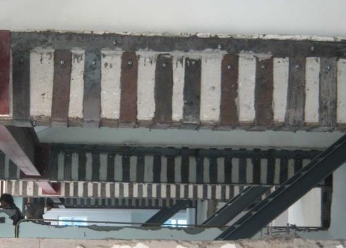 粘钢加固施工注意的问题 简述粘钢加固施工工艺要点