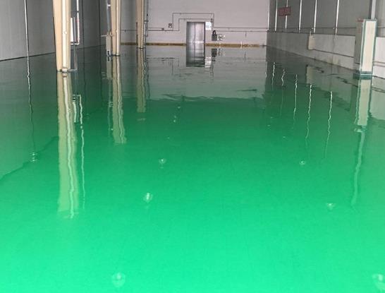 环氧树脂地坪施工理念 探讨环氧树脂地坪施工周期