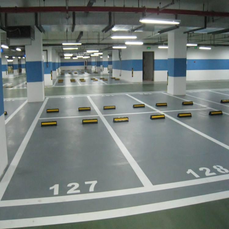 停车场为什么适合环氧地坪 简述环氧地坪