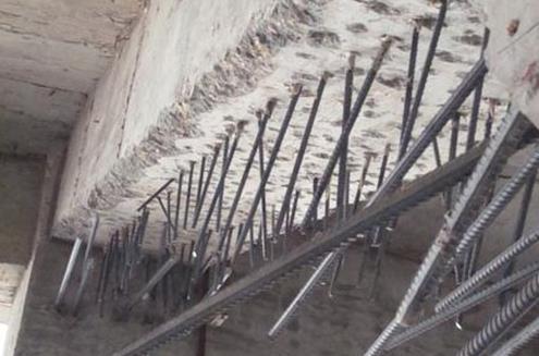 植筋胶的使用 探讨植筋加固工程对混凝土